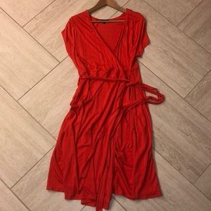 Gap Maternity Wrap Dress